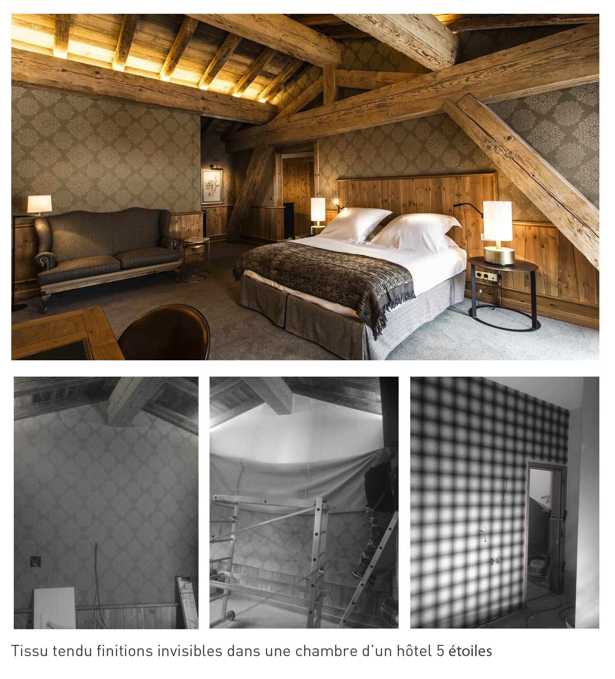 alain laure tapissier d 39 ameublement quelques r alisations. Black Bedroom Furniture Sets. Home Design Ideas